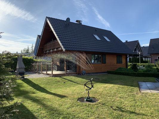 Dänisches Ferienhaus