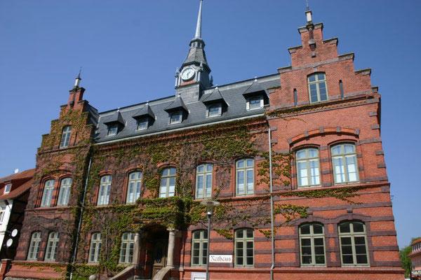 Rathaus in Plau