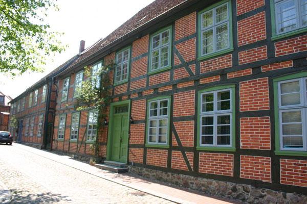 Altes Fachwerkhaus im Stadtkern