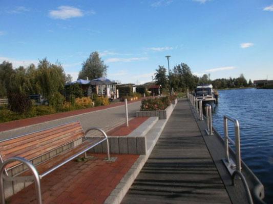 Zugang zum Plauer See