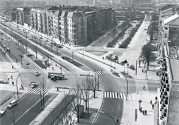 Straßenansicht / Street View 1960