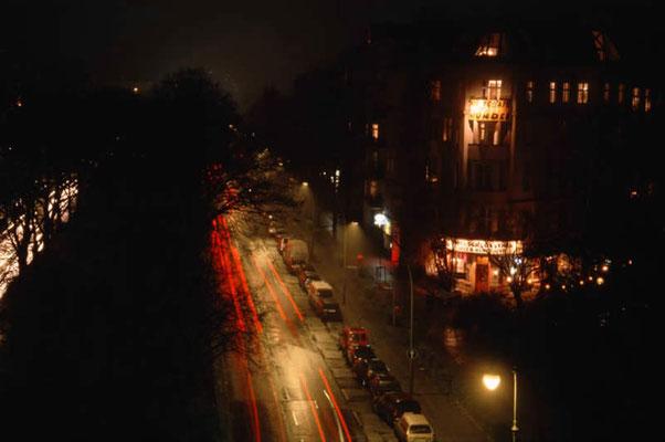 Yorckschloss by night