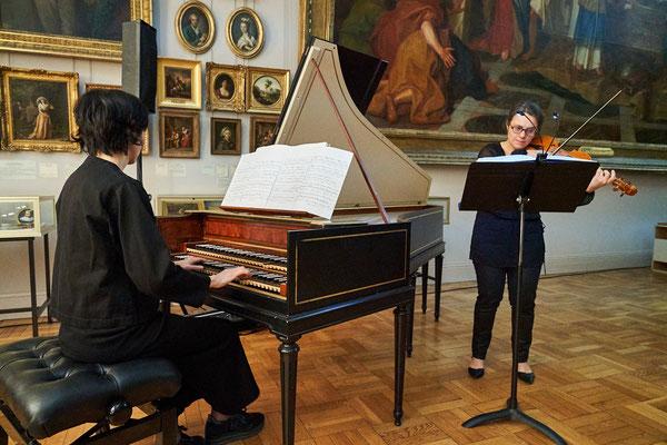 Inauguration des nouveaux salons - Musée de Saint Quentin