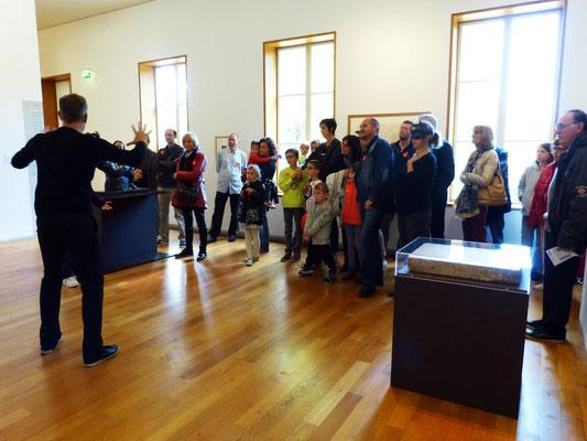 Visite théâtralisée - Musée Matisse - Cateau Cambrésis