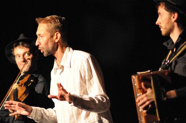 """""""Contes à 1 000 Gueules"""" - conte musical pour petits et grands"""