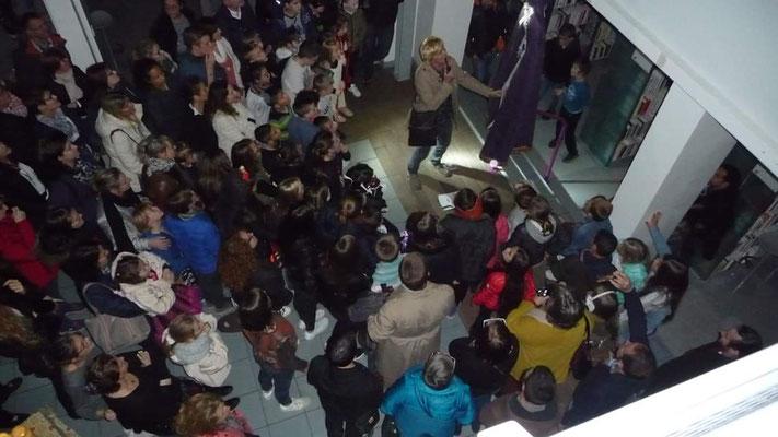 """L'Enquête en Médiathèque"""" - Médiathèque de Calais"""