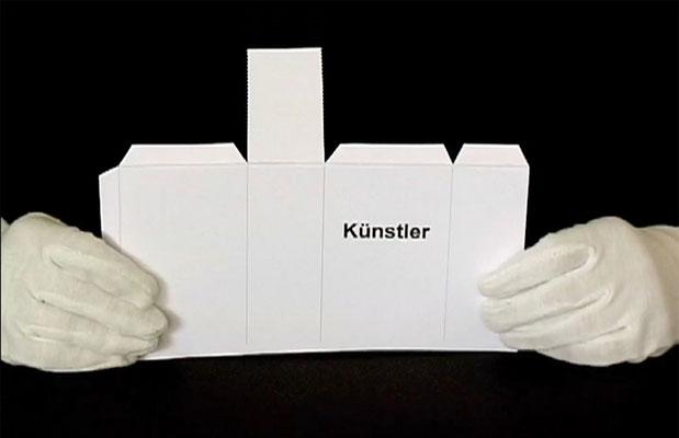 """""""Der Künstler im Räderwerk"""""""