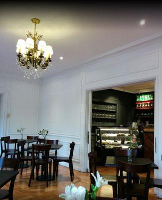 Cafeteria Villa Europa Providencia