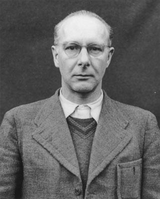 Viktor Brack fue el médico encargado de la organización de Acción T4.