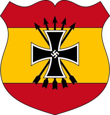 Escudo de Armas. Barbudo Barbudo, CC BY-SA 4.0.