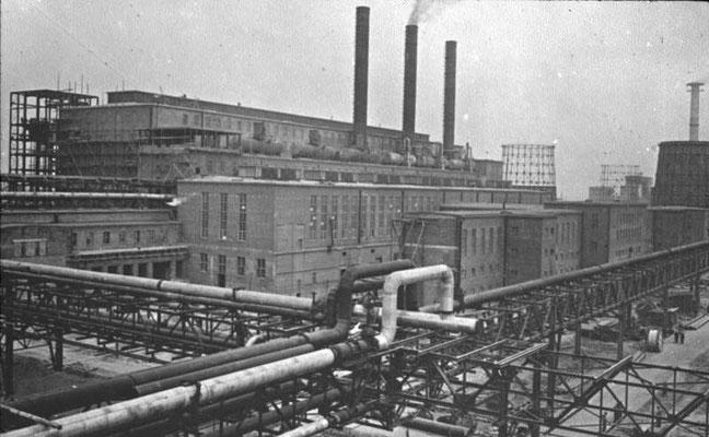 Fábrica de IG Farbenindustrie AG. United States Holocaust Memorial Museum
