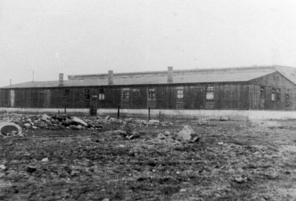 El 19 de enero de 1945, el Ejercito Rojo soviético llegó a Jaworzno y liberó a unos 400 prisioneros dejados en el subcampo de Neu-Dachs, uno de los más grandes de Auschwitz. Auschwitz Memorial