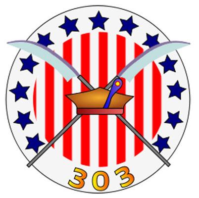 Escudo Escuadrón 303