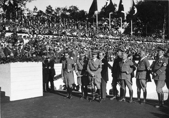 VII Congreso Anual del NSDAP en Núremberg, Bundesarchiv, Bild 183-2004-0312-505.