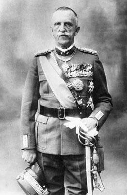 Rey Víctor Manuel III