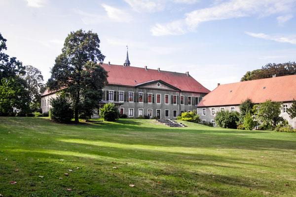 1899 - Ferienhaus, Seminarhaus und Kochwerkstatt in Wittmar / Rittergut Lucklum - Herrenhaus