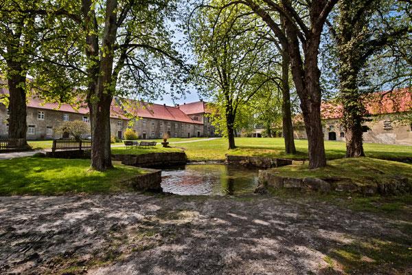 1899 - Ferienhaus, Seminarhaus und Kochwerkstatt in Wittmar / Rittergut Lucklum - Tränke