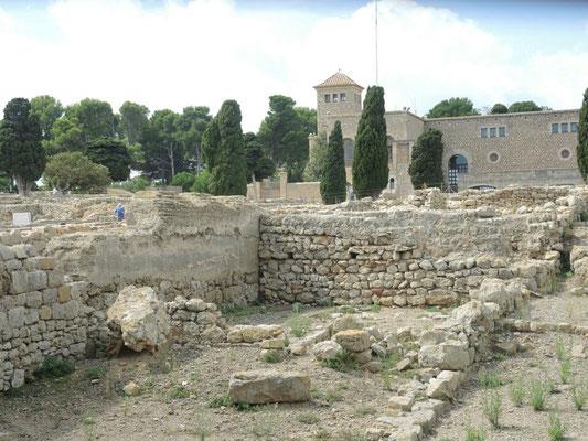 Ruines Grecoromanes d'Empuries