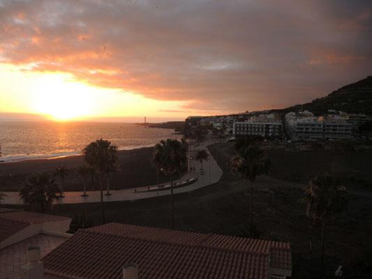 Sonnenuntergang Puerto Naos
