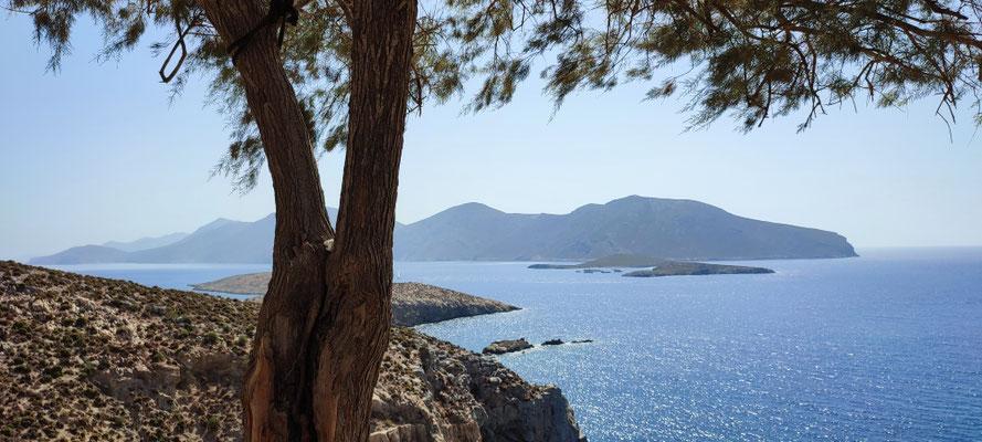 Die Insel Kalymnos