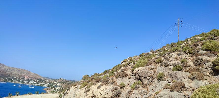 Xirokampos mit Adler