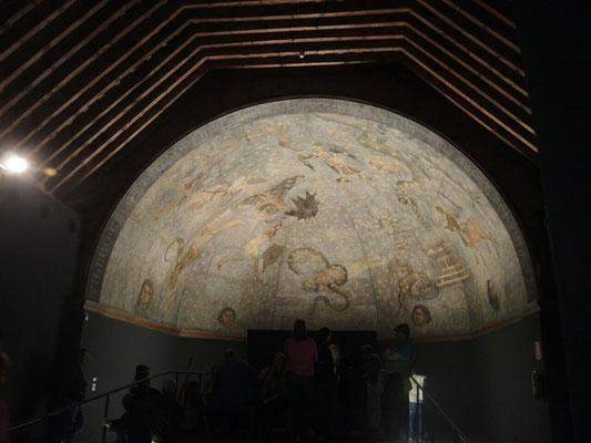 Der Sternenhimmel, gemalt 1473