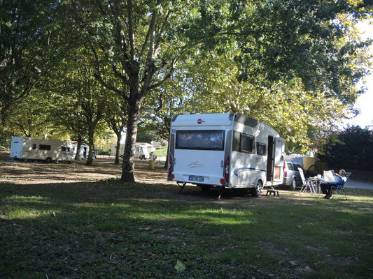 Camping in Bergerac