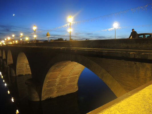 Kein Grund von der Brücke zu springen