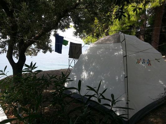 Camping  Rovies