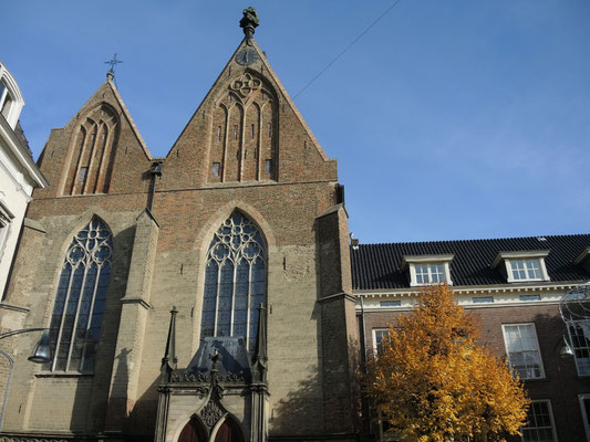 Kirche in Deventer