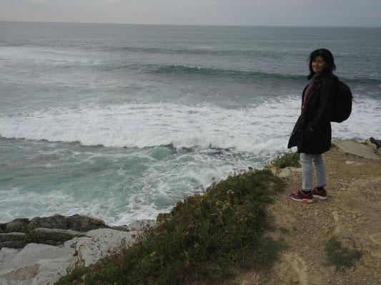 Es gab hier schon Wellen...