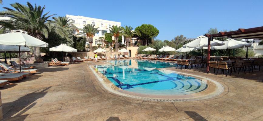 Unser Hotel Crithoni's Paradise