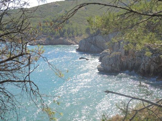 Costa Brava - die wilde Küste