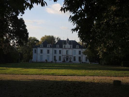... und das nächste Château...