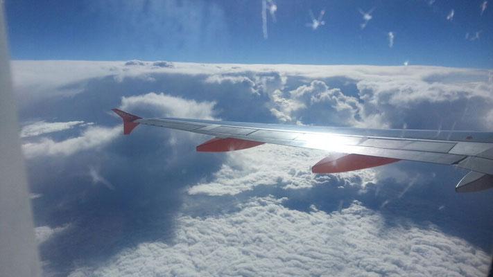 unterwegs mit Easyjet