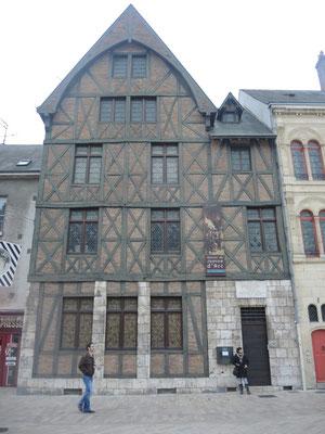 Haus der Jean d'Arc