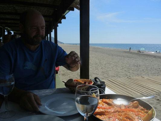 ... und zwar die Beste von ganz Spanien!