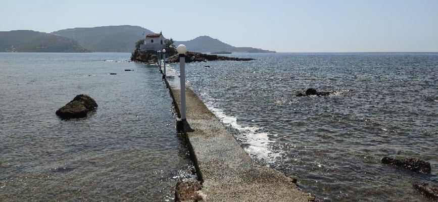 Die Kapelle Agios Isidoro