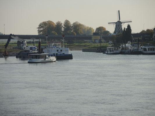 holländischer geht's kaum, an der IJssel