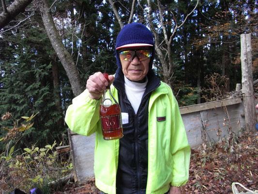 弘法山、ボケ酒