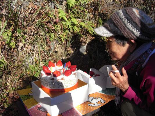 益代さん誕生日おねでとうございます。