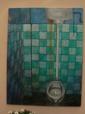 Acryl auf Leinwand 100x130