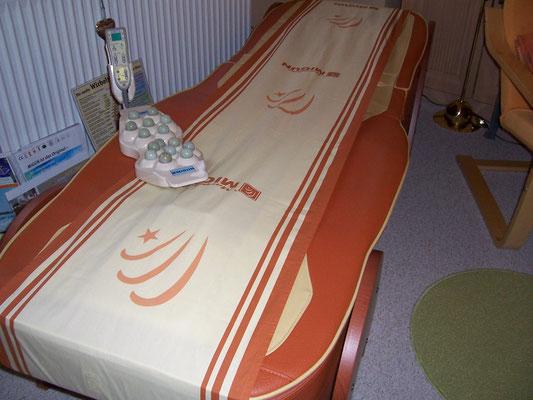 Bild: MIGUN HY 7000 elektrische Massageliege - elektrische Wellnessliege - elektrische Relaxliege