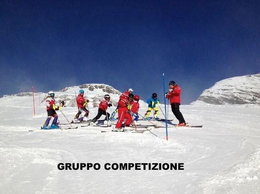 Gruppo competizione