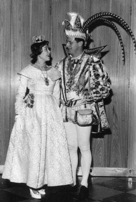 Prinz Hans I und Prinzessin Doris
