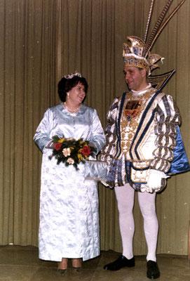 Prinz Willi I und Prinzessin Gertrud (Hambach)