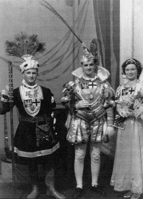 Bauer Rudi (Palm), Prinz August I (Wiethoff) ,Jungfrau Hanni (Reuschenbach)