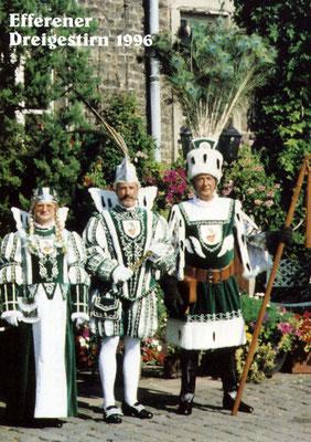 Jungfrau Dietlinde (Dieter Geisler), Prinz Ingo I (Ingo Alexius), Bauer Horst (Horst Mahr)
