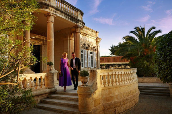 Corinthia Palace Hotel & Spa Malta - European Finest Hotels