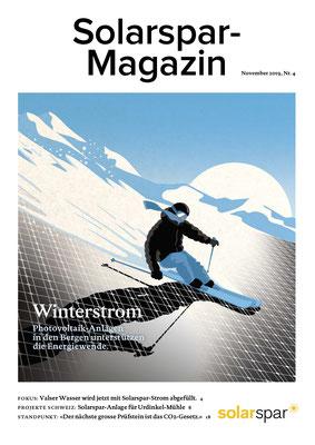 Solarspar-Magazin 4/2019